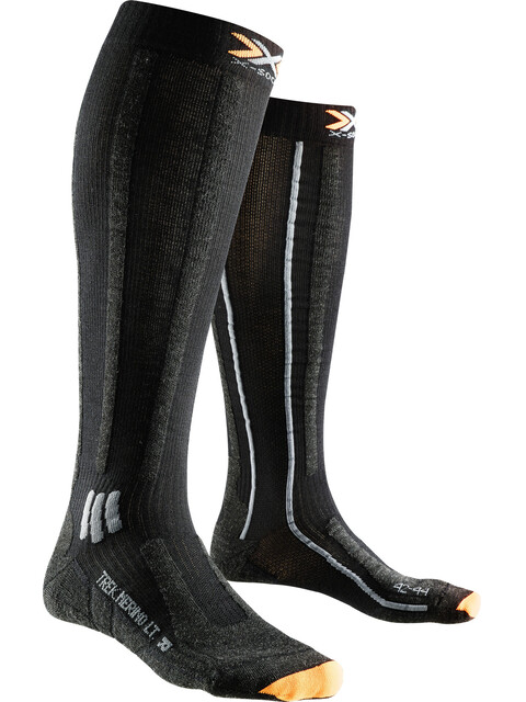 X-Socks Trekking Merino Light Long Socks Black